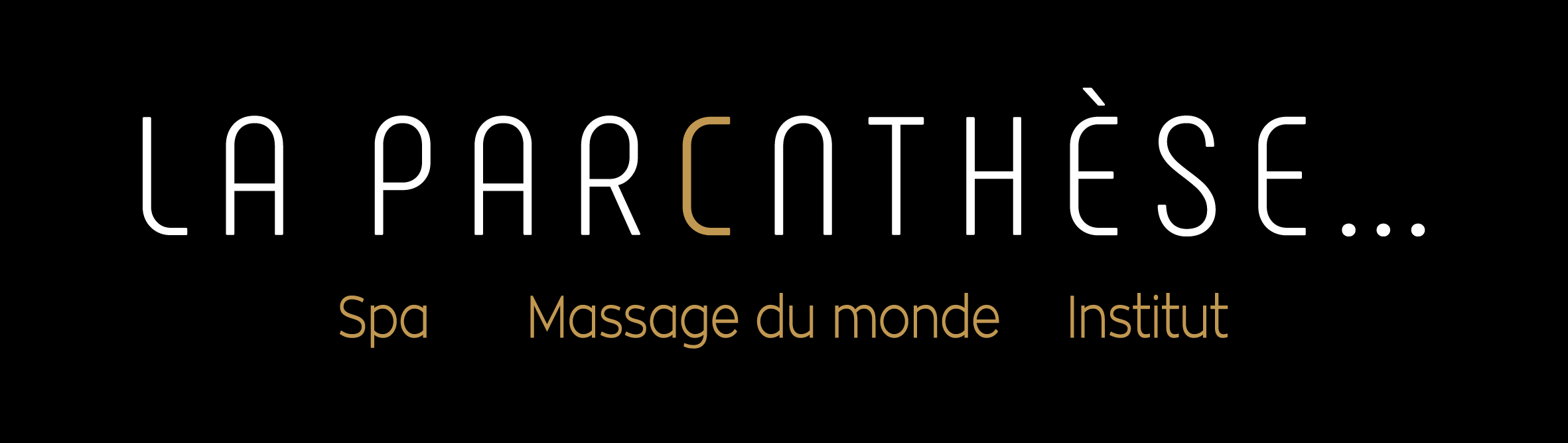 La Parenthèse – Spa, Massages du Monde,  Institut